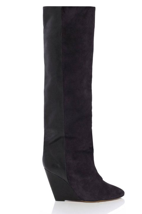 Brown, Costume accessory, Boot, Black, Leather, Knee-high boot, Synthetic rubber, Silk,
