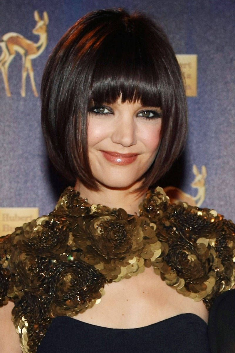 27 best celebrity bangs through the years - iconic hairstyles with