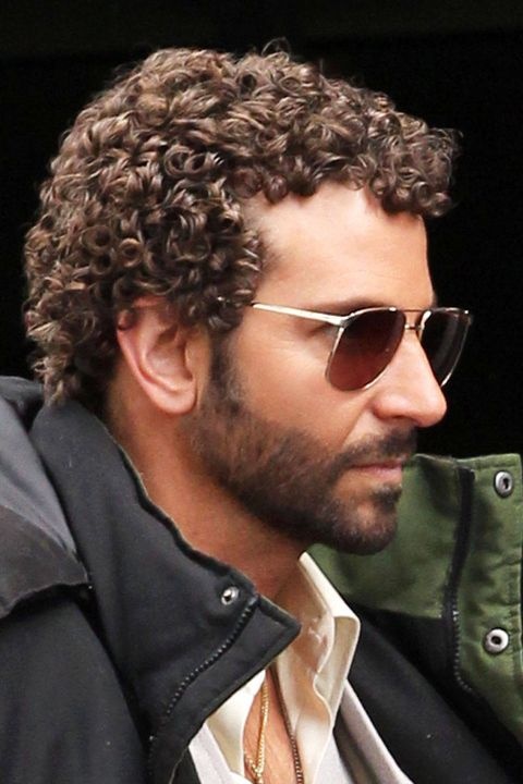 Celebrity Men with Curly Hair - Male Celebrities Curly Hair