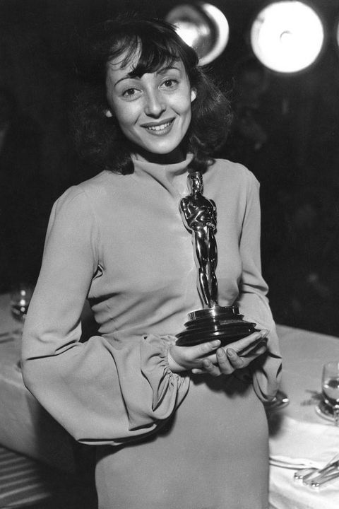 Luise Rainer, in 1938