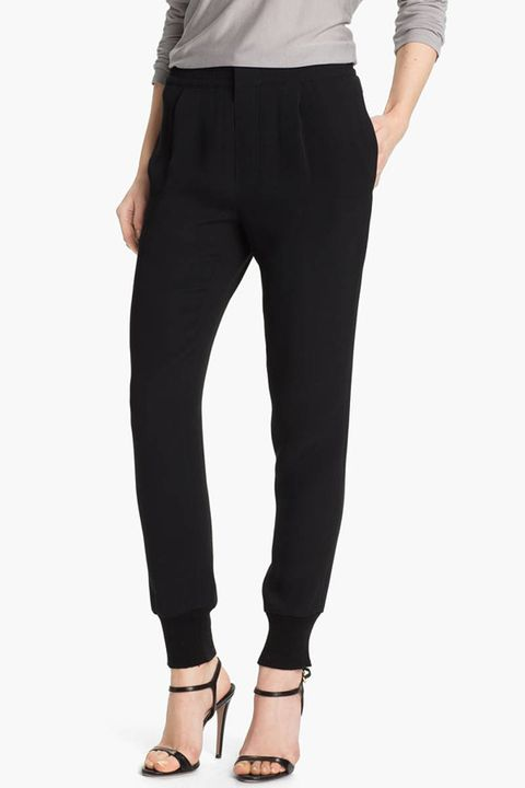 vince relaxed silk pants