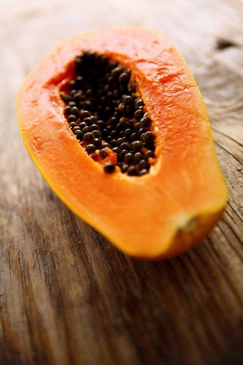 Wood, Food, Ingredient, Orange, Produce, Hardwood, Natural foods, Close-up, Wood stain, Vegan nutrition,