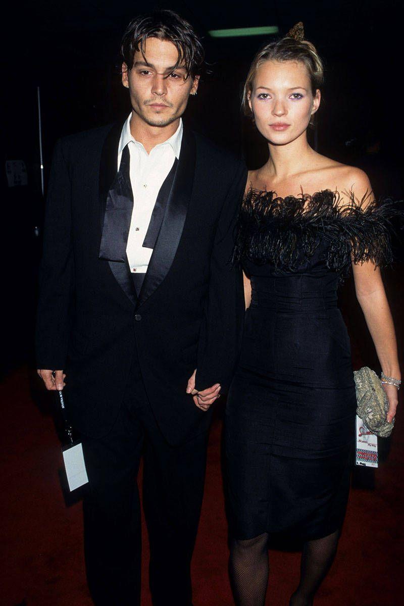 Johnny Depp And Kate Moss Reunion Johnny Depp Kate Moss