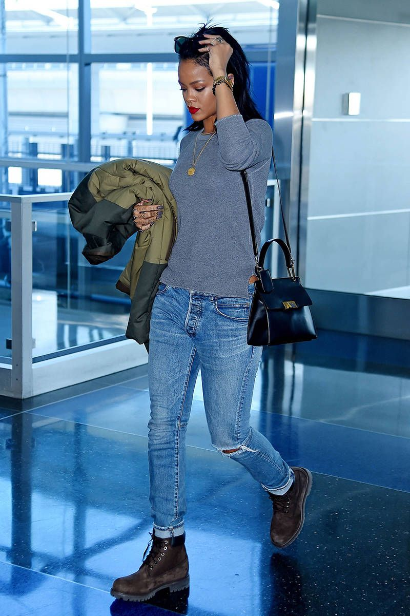 Timberland elle article black twitter rare photo