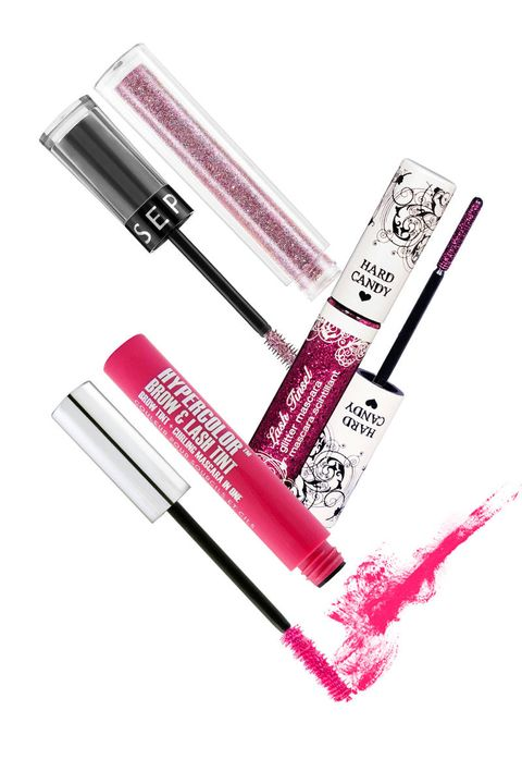 Magenta, Red, Pink, Beauty, Rectangle, Lipstick, Tints and shades, Material property, Cosmetics, Silver,