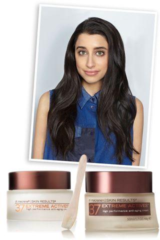 ELLE Beauty Editor Julie Schott's De-Puffing, Anti-Aging Face Cream