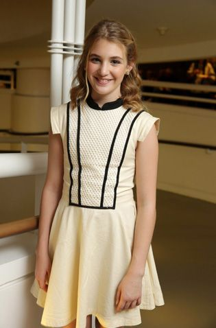 Hollywood's Newest Darling Sophie Nélisse Takes on a Heavy Role for Holocaust Movie