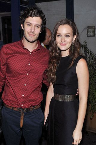 Adam Brody And Leighton Meester Are Engaged Blair Waldorf And Seth