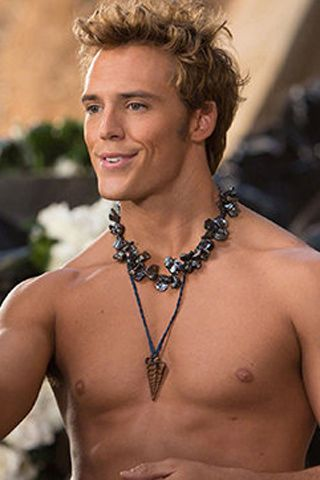 The Hunger Games' Sam Claflin (aka Finnick Odair) Admits to Having Serious Body Issues