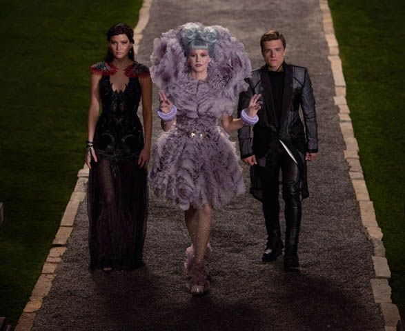 Trish Summerville Interview Hunger Games Costume Designer