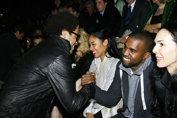 Kanye West Takes Aim at Louis Vuitton, Nike, Hedi Slimane, and... Lenny Kravitz