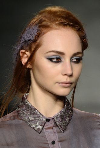 Runway How-To: Five Minute Pastel Hair (That Washes Right Out in the Shower)