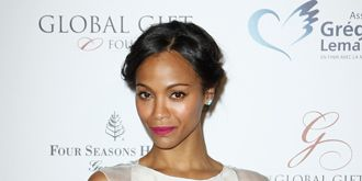 Zoe Saldana on Her New Reality Show, Her Fashion Bestie, and Those 'Center Stage' Dance Moves