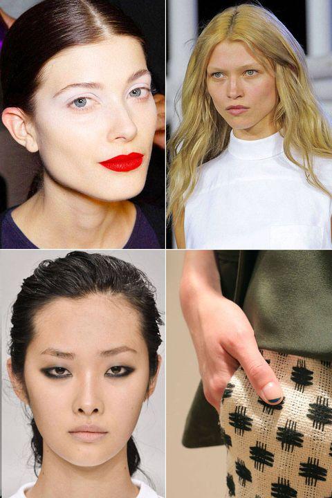 Nose, Lip, Hairstyle, Skin, Eye, Chin, Eyelash, Forehead, Eyebrow, Style,
