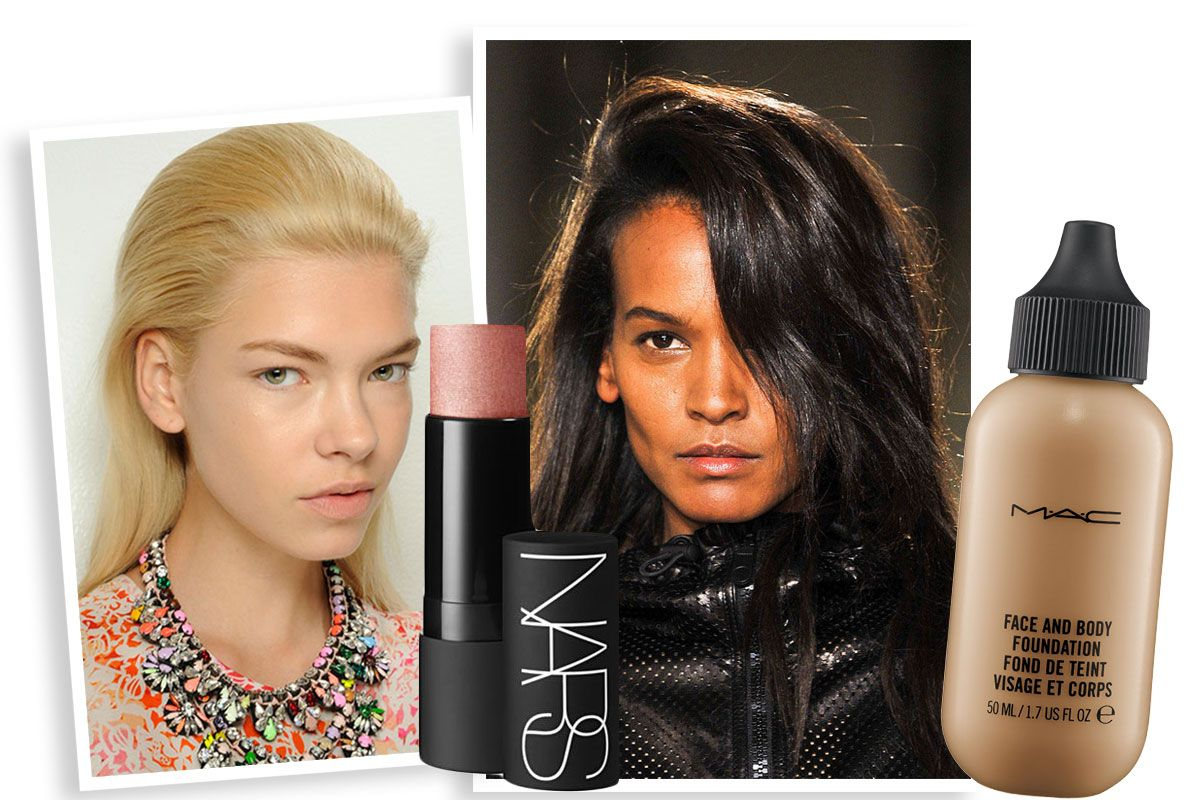 Natural Makeup Looks From The Runways