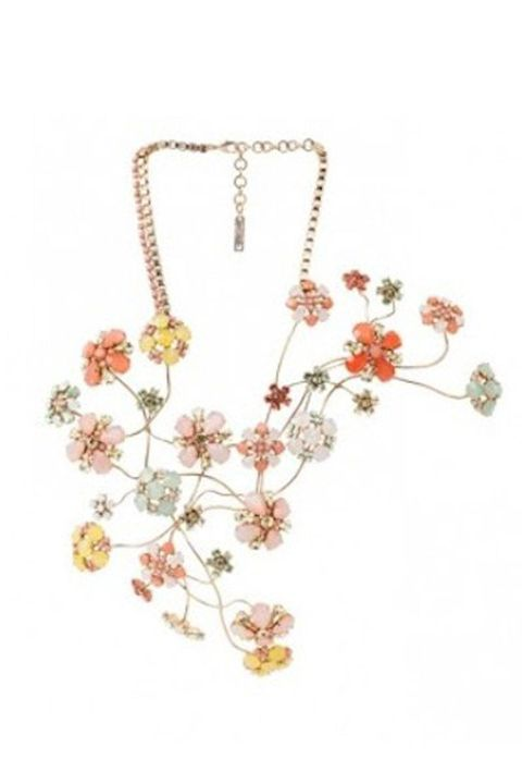 Jewellery, Flower, Petal, Flowering plant, Botany, Art, Creative arts, Pedicel, Artificial flower, Plant stem,