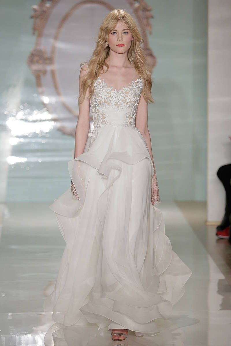 Grecian-Inspired Wedding Gowns - Grecian Gowns Bridal Fashion Week 2015