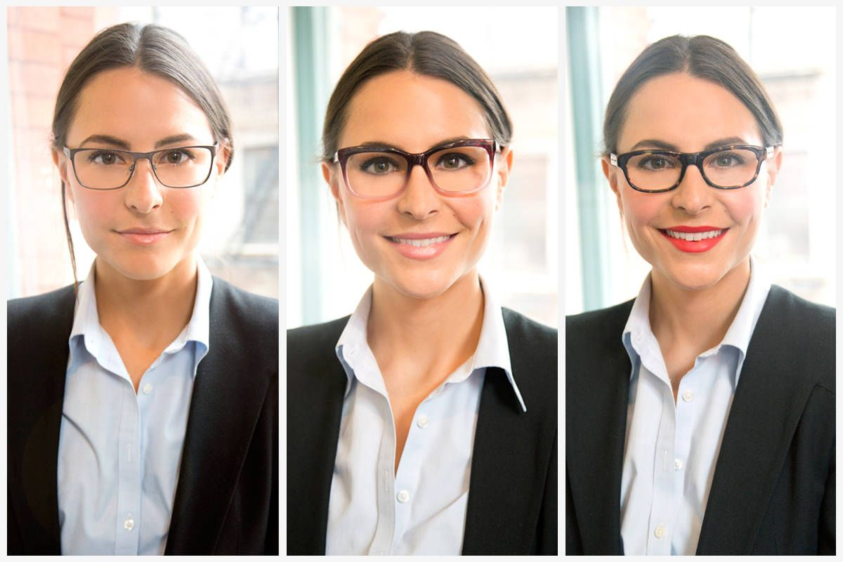 02de3a1599 How to Wear Makeup with Glasses - Makeup to Match Glasses