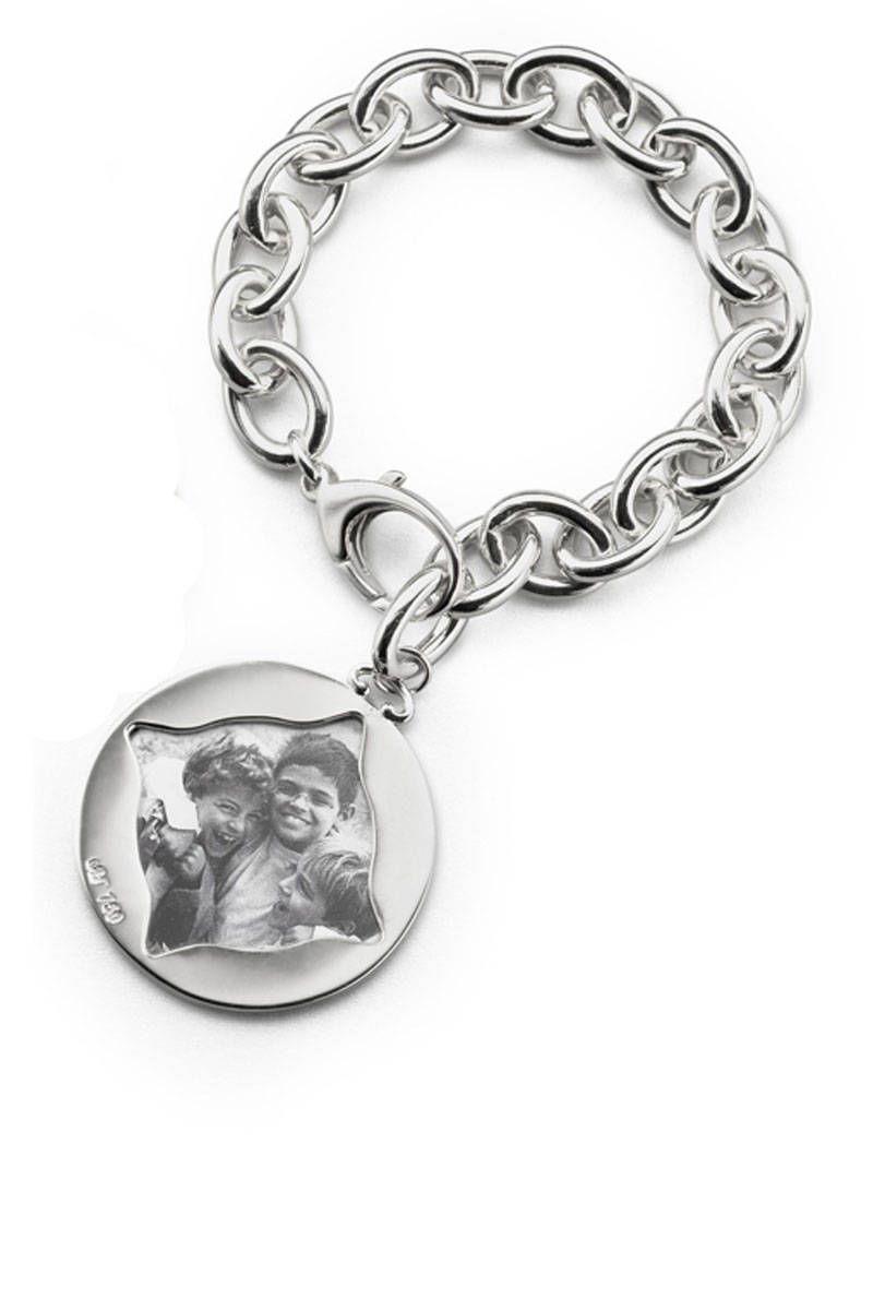 the locket bracelet