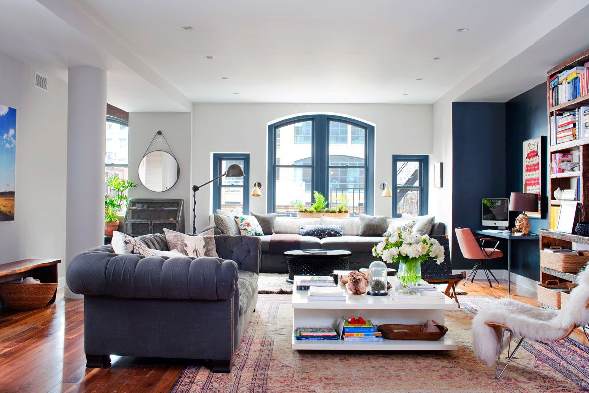 Leslie Fremar on Decorating Her New York City Loft   Leslie Fremar and  Julianne Moore Interior Design Interview. Leslie Fremar on Decorating Her New York City Loft   Leslie Fremar