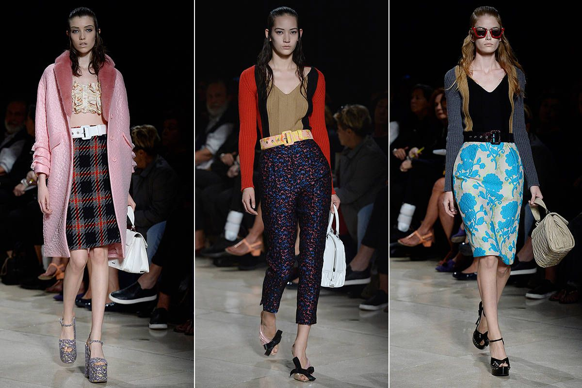 The Best Looks From Paris Fashion Week Spring 2014 Best Runwy Looks