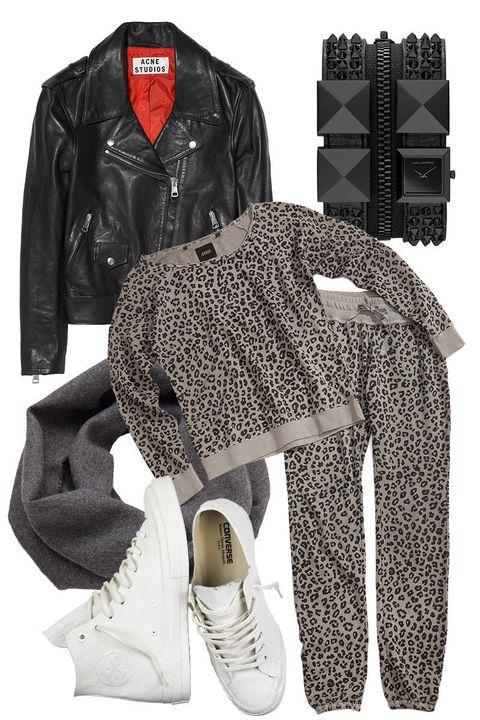 Sleeve, Jacket, Textile, Coat, Collar, Outerwear, White, Pattern, Style, Fashion,
