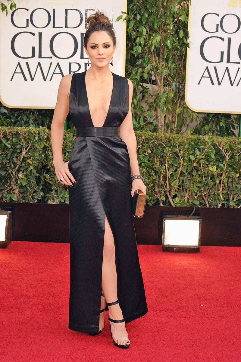 kathryn mcphee golden globes 2013 dress