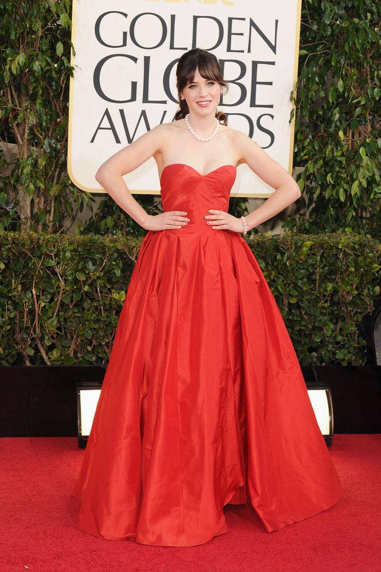 Golden Globes 2013 Red Carpet Dresses Golden Globes 2012