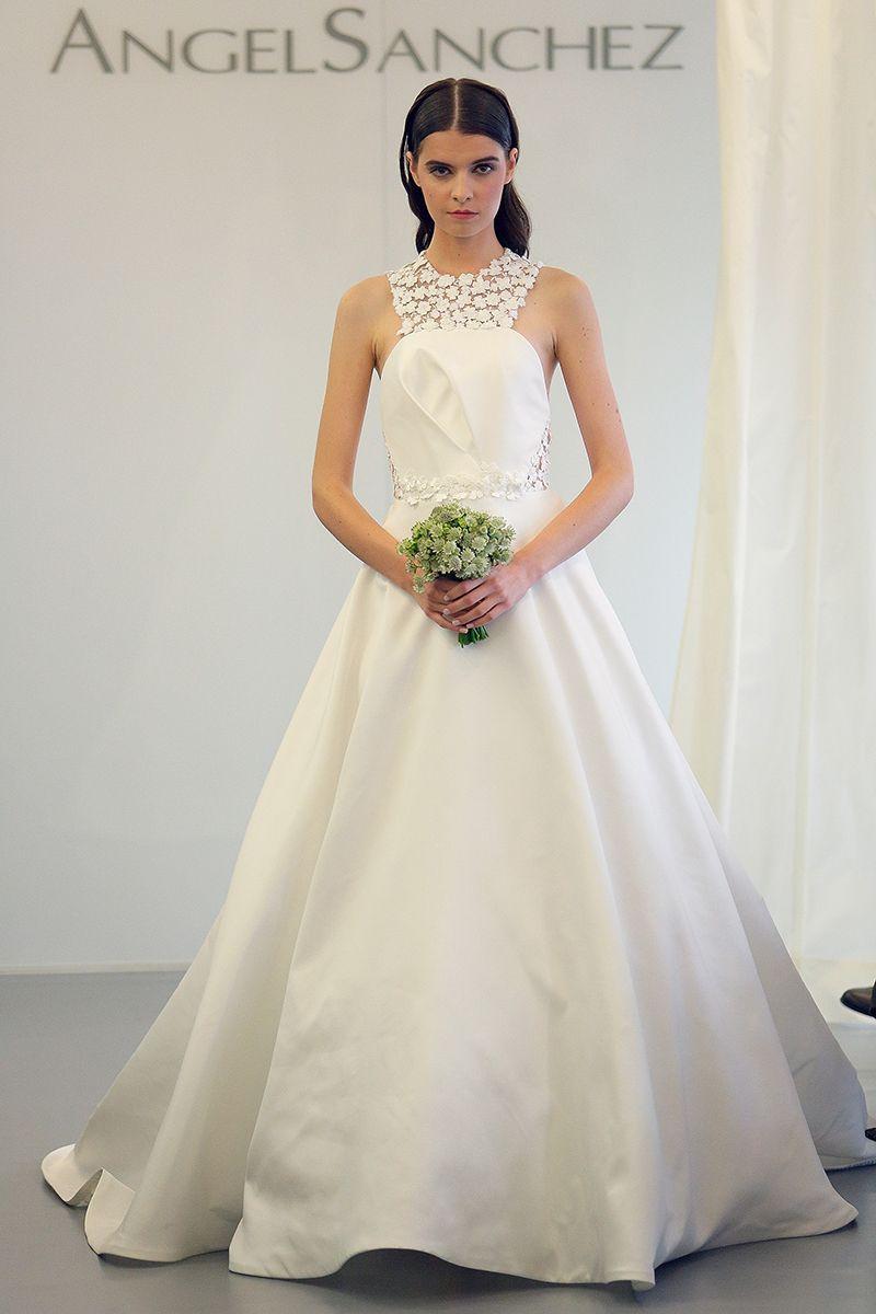 Fall 2015 Wedding Dresses   Best Fall Wedding Gowns At Bridal Fashion Week