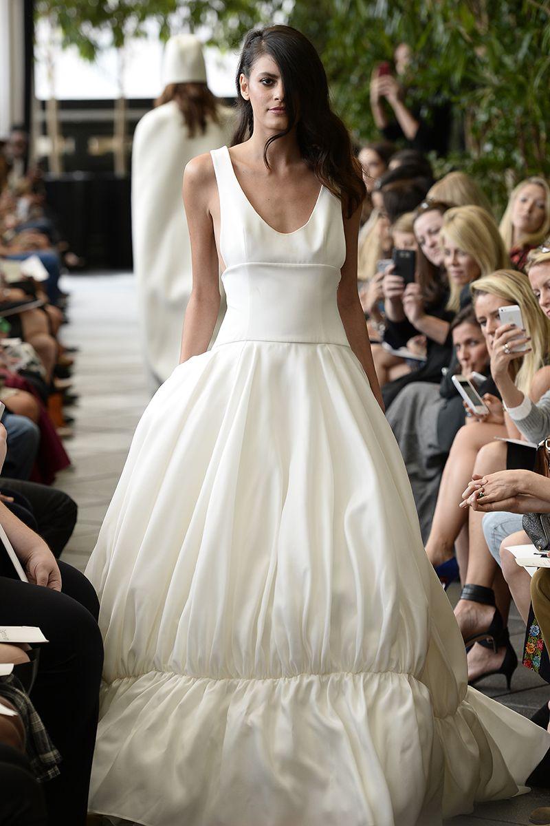 Fall 2015 Wedding Dresses