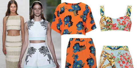 Blue, Sleeve, Shoulder, Pattern, Textile, Orange, Style, Waist, Fashion, Neck,