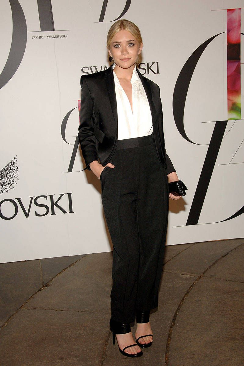 Women in Suits - Female Celebrities in Pant Suits and Tuxedos 7a38ac58a