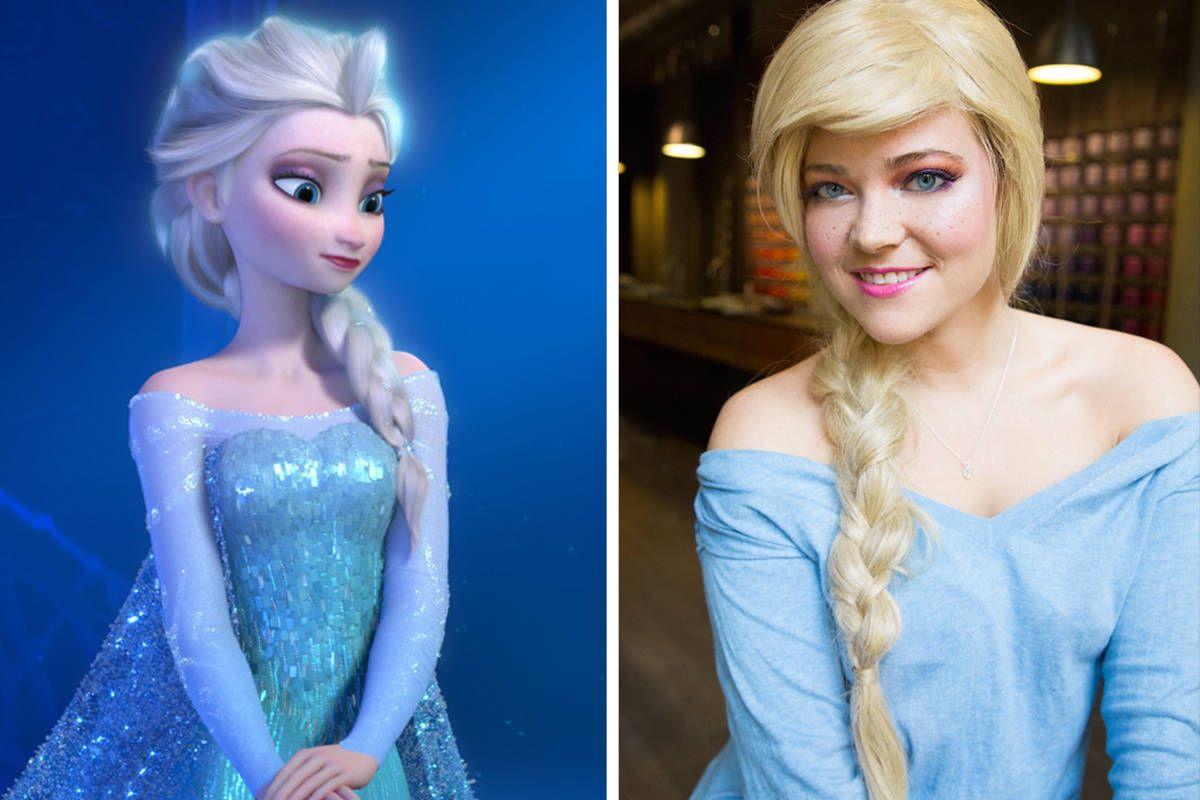 Elsa Frozen Makeup Tutorial How To Do Princess Elsa Makeup For