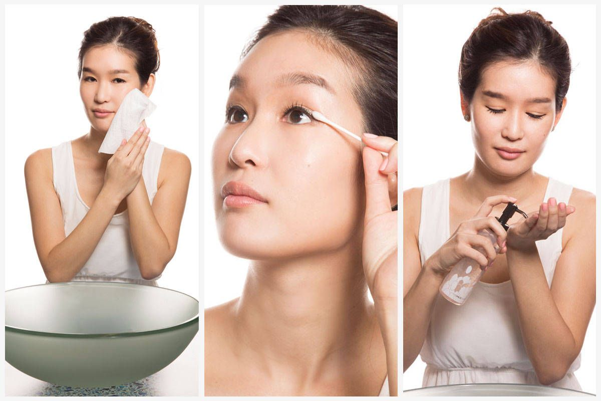 how to get skin like korean naturally