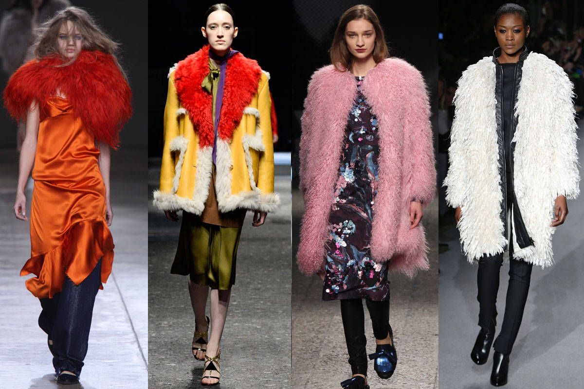 What is fashionable in Fall 2014