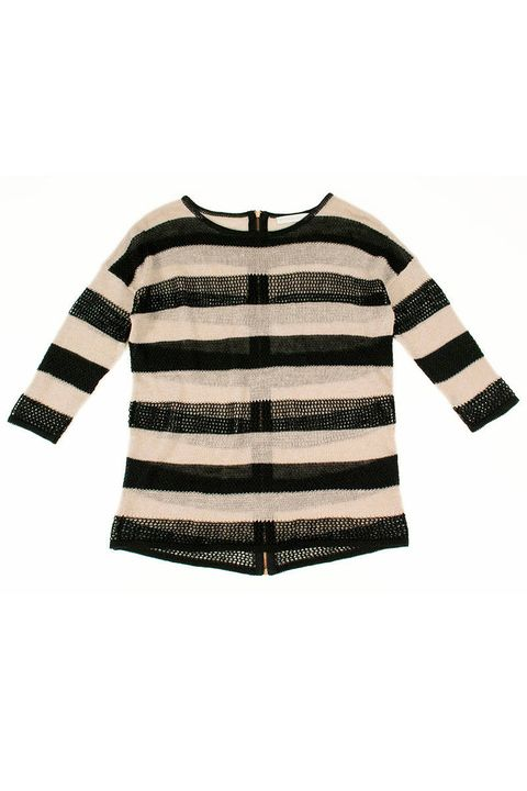 Product, Sleeve, Sweater, Textile, White, Pattern, Baby & toddler clothing, Woolen, Long-sleeved t-shirt, Active shirt,