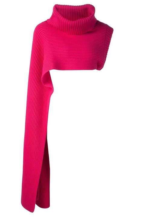 Magenta, Pink, Maroon, Woolen, Costume accessory, Tights, Active pants,