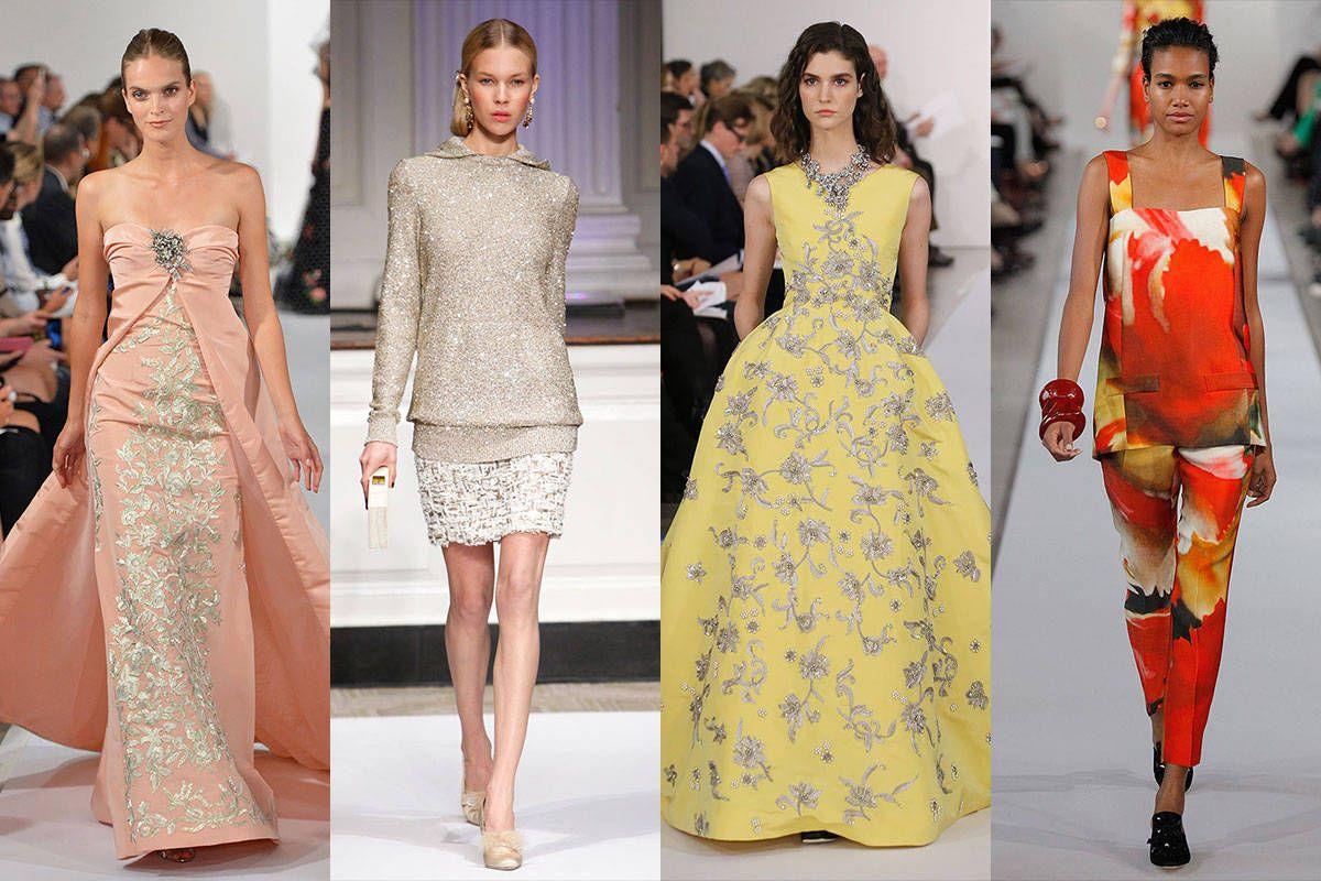 37079afad1d 82 of Oscar de La Renta s Best Fashion Looks - Oscar de la Renta ...