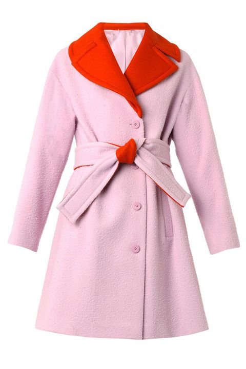 Clothing, Product, Collar, Sleeve, Textile, Outerwear, Pink, Pattern, Magenta, Fashion,