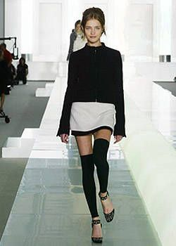 Chanel Fall 2003 Ready-to-Wear Collections 0001