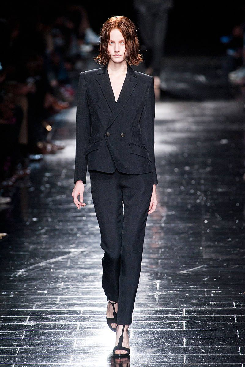 theyskens theory spring 2013 new york fashion week