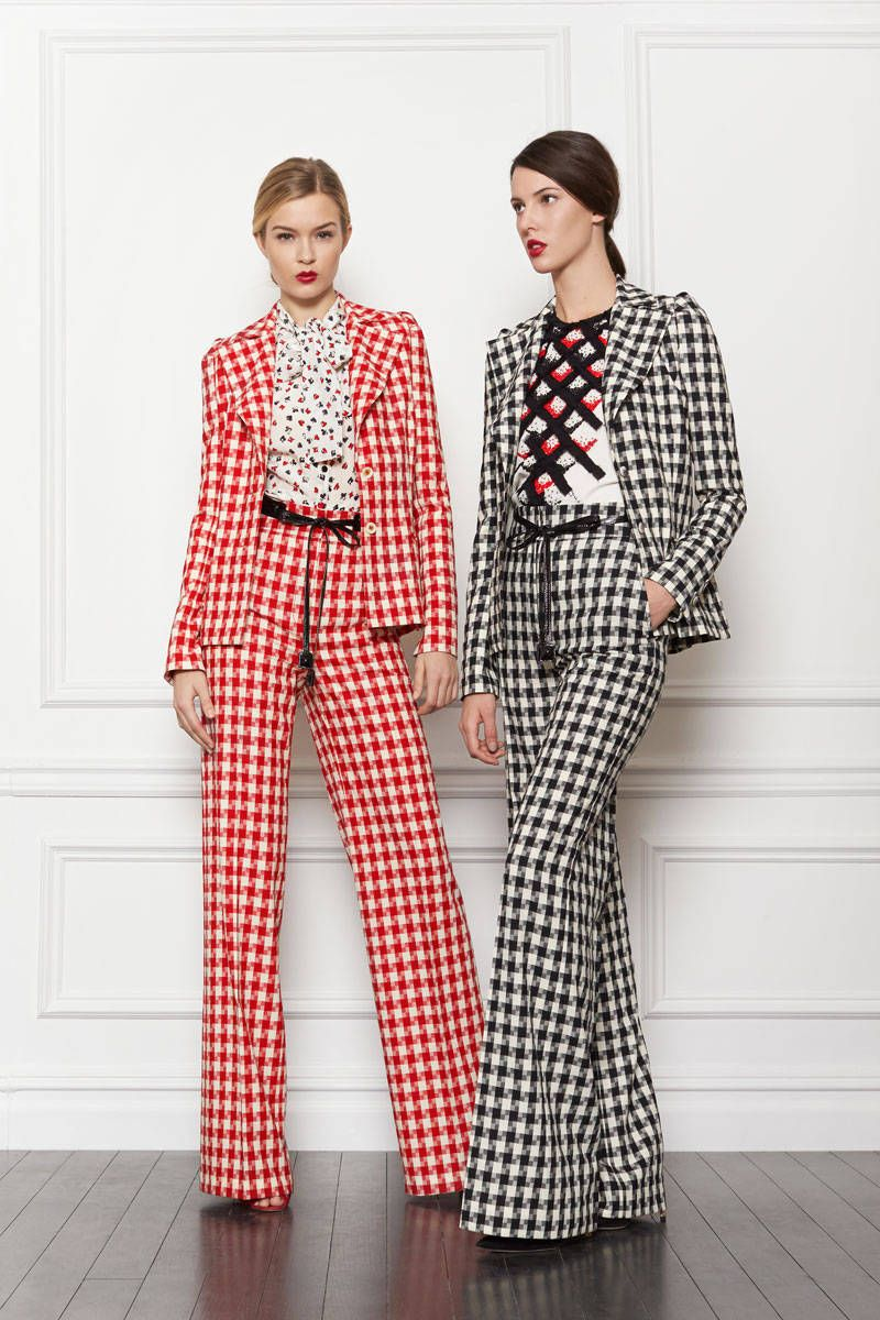 carolina herrera pre-fall 2013 photos