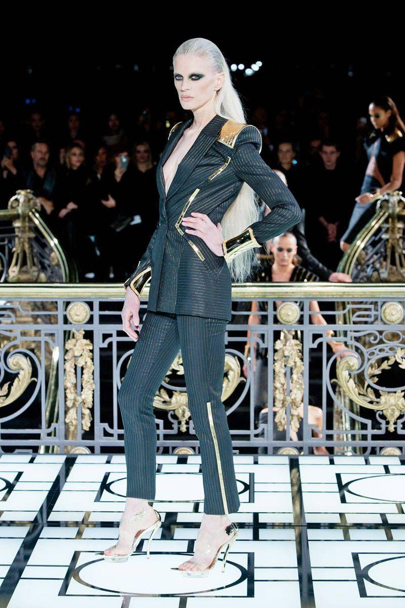 Atelier Versace spring couture 2013 photos