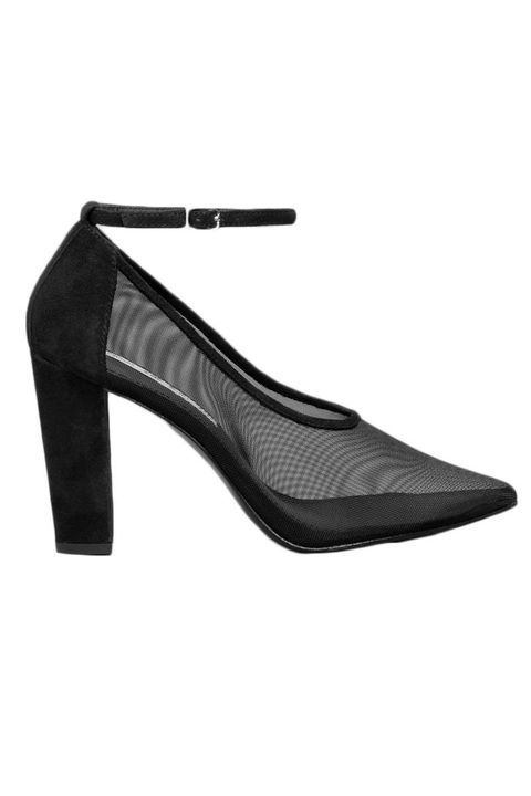 Black, Grey, Composite material, Bicycle part, Foot, Synthetic rubber, Basic pump, Silver, Court shoe, Leather,