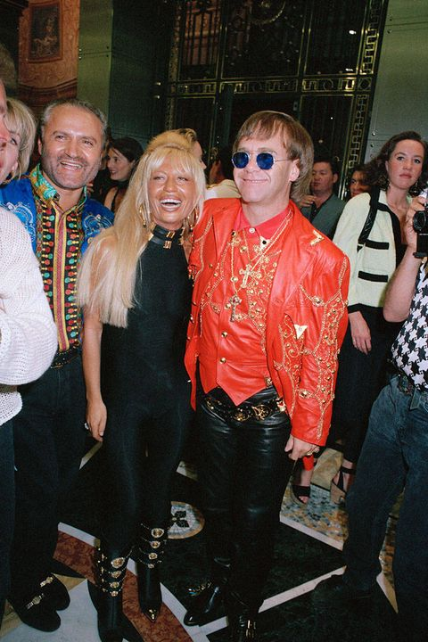 The Best Fashion Parties Of The 90s