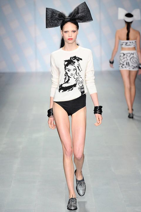 3. The Madonna Cashmere Sweater at Sibling