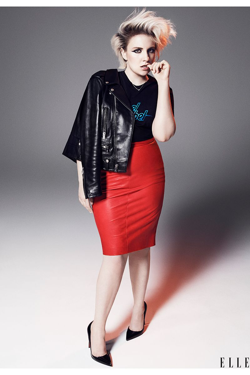Lena Dunham on the Scariest Thing She's Done on TV