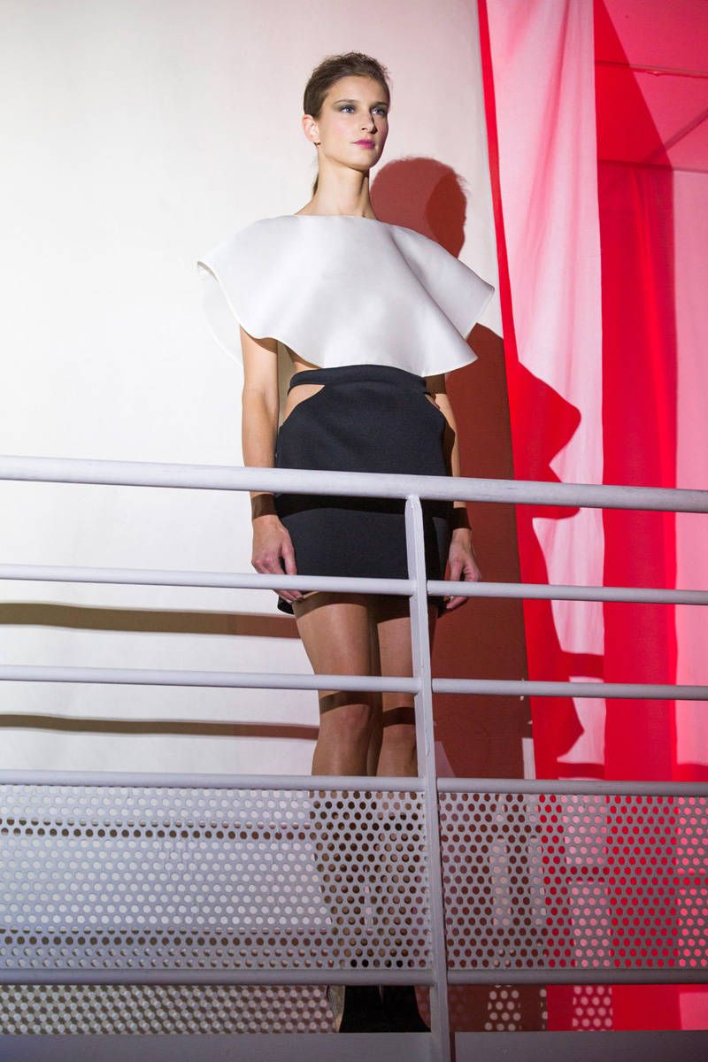 amaya arzuaga spring 2014 ready-to-wear photos
