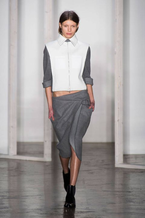 dion lee fall 2014 ready-to-wear photos