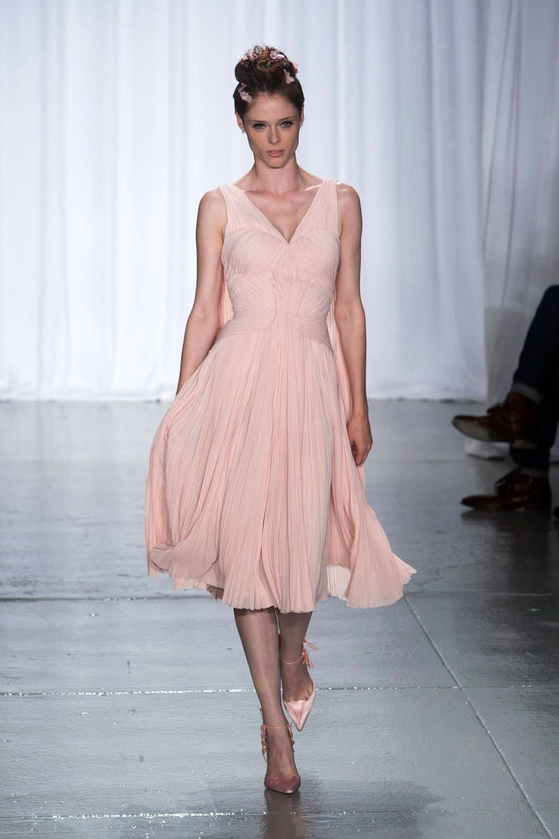 zac posen spring 2014 ready-to-wear photos